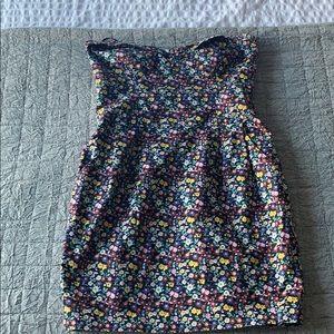Size 8 talula strapless dress